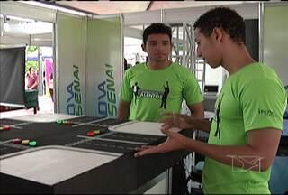 Começa em São Luís a Olimpíada do Conhecimento e encontro de estágio - Ações que estão sendo realizadas na indústria de talentos, um evento onde estudantes, dos ensinos técnico e profissionalizante, mostram o que aprenderam e o que criaram.