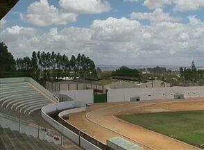 Estádio Gigante do Agreste vai a leilão - Clube do Sete de Setembro pode perder o patrimônio por causa de dívidas.