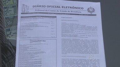 TCE suspende processo de compra de material de segurança eletrônica para escolas - Várias irregularidades foram detectadas.