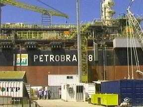 Plataforma P-58 deve deixar Rio Grande, RS, na próxima semana - Embarcação será inaugurada nesta sexta-feira (8) pela presidente Dilma Rousseff.