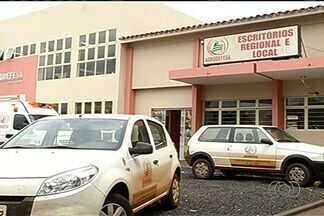 Agrodefesa de Rio Verde é assaltada pela segunda vez em menos de um mês - No domingo, a Polícia Militar recuperou dois veículos furtados no fim de semana. Segundo a PM, os suspeitos são usuários de drogas.