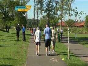 Bom Dia Paraná começa série de reportagens sobre qualidade de vida - O objetivo é saber como manter o peso ou como perder aqueles quilos a mais
