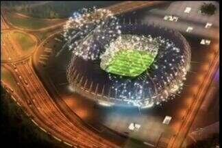 Estádio Castelão faz aniversário nesta segunda-feira (11) - Estádio Castelão é uma maiores praças esportivas do Brasil.
