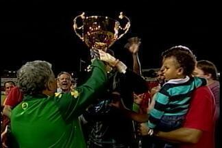 Time do Passo Fundo conquista o título da Copa Serrana - A equipe venceu o Lajeadense por 2 a 1, no estádio Vermelhão da Serra.