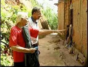 Defesa Civil de Caratinga faz mapeamento das áreas de risco durante período chuvoso - Objetivo é elaborara ações que possam evitar tragédias.