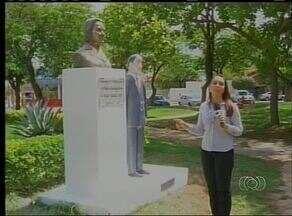 Gurupi ganha museu e estátua em comemoração aos 55 anos de criação - Gurupi ganha museu e estátua em comemoração aos 55 anos de criação