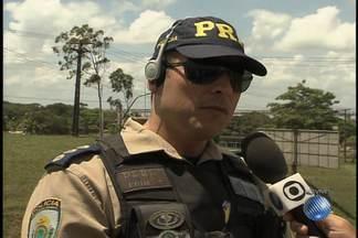 Representante da Polícia Rodoviária Federal fala sobre esquema para o feriadão - Segundo ele, a PRF fará operações em todo o estado, inclusive com o uso do bafômetro.