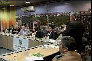 Campanha do desarmamento no Ceará apresenta bons resultados - Assembleia Legislativa promoveu audiência pública para discutir o estatuto do desarmamento.