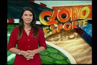 Veja o Globo Esporte Pará - Edição do dia 14 de novembro tem xingamento de Nicácio à torcida do Paysandu, último treino do Papão e terceira rodada do Parazão 2014.
