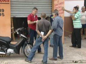Insegurança assusta população do Piauí e bandidos agem em igrejas e lojas - Insegurança assusta população do Piauí e bandidos agem em igrejas e lojas