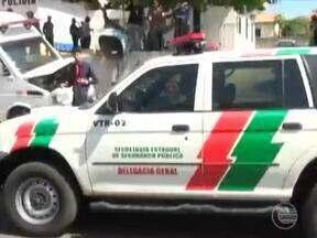 50 homens das polícias do Piauí agiram em Operação contra o tráfico de drogas - 50 homens das polícias do Piauí agiram em Operação contra o tráfico de drogas