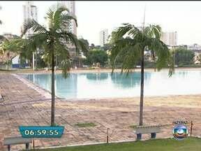 Paulistano pode aproveitar o feriado nas piscinas públicas de SP - Neste feriado do Dia da Consciência Negra, o paulistano pode aproveitar o calor para se refrescar em uma das mais de 50 piscinas públicas em 30 clubes da cidade de São Paulo.