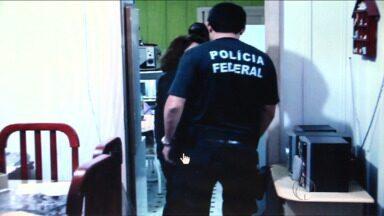 Polícia Federal prende 7 paranaenses em operação contra a pedofilia - A investigação começou a partir da informação sobre um site estrangeiro usado para troca de material pornográfico.