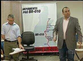 Movimento BR-010 promove reunião na Assembleia Legislativa - Movimento BR-010 promove reunião na Assembleia Legislativa.