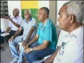 Cronistas esportivos do Piauí reclamam de eleição da associação que representa a categoria - Interventor da Associação de Cronistas, Antônio Wilson, fala sobre o assunto.