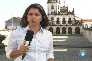 Começam homenagens a Nossa Senhora da Penha, em João Pessoa - Veja a programação da festa da Penha.