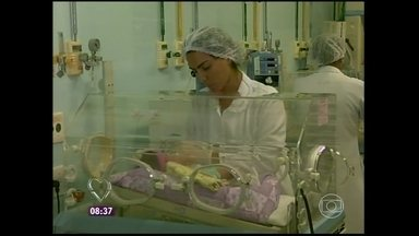 Paulinha da vida real: bebê é encontrado em um estacionamento em Cabo Frio - A criança tem quase três quilos e precisa de atenção especial dos médicos