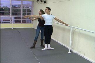 Bailarino de Mogi das Cruzes é selecionado para estudar em escola do Ballet Bolchoi - Adolescente participou de duas etapas de seleção para conseguir a vaga.