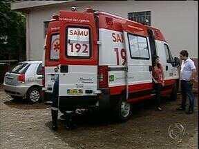 Moradores de Campo Mourão e cidades da região recebem serviço do SAMU - Duas ambulâncias começaram a fazer o atendimento de urgência e emergência.