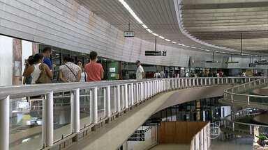 Consórcio AeroBrasil arremata aeroporto de Confins em leilão por R$ 1,82 bilhão - A concessão será por 30 anos. Serão realizadas obras para melhorar o atendimento aos passageiros.