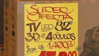 Economia na compra de eletrodomésticos pode chegar a R$ 400 em Campinas, SP - Economia na compra de eletrodomésticos pode chegar a R$ 400 em Campinas, SP.