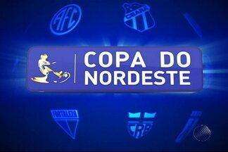 CBF divulga tabela da Copa do Nordeste de 2014 - O Vitória estreia em casa, enquanto o Bahia abre o torneio em Alagoas.