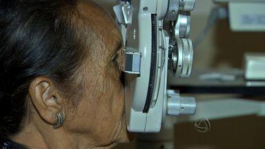 Exames oftalmológicos serão oferecidos em projeto social em MT - Exames oftalmológicos serão oferecidos no Projeto Multiação.