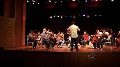 Orquestra de MT se apresenta no final de semana - A Orquestra de MT se apresenta no final de semana em Cuiabá.