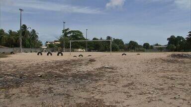 O CETV visita o bairro Parque Iracema - As ruas parecem de cidade interior.