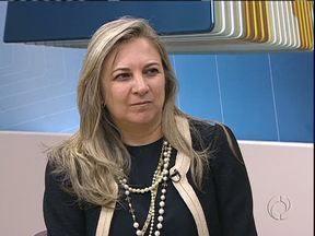 Secretária da Fazenda fala sofre dívidas do Governo - Governo está sem dinheiro para pagar fornecedores.