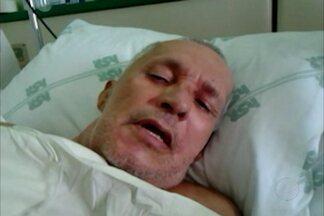 Homem que está internado é dado como morto em cartório na Bahia - Certidão de óbito foi expedida na vara de Itapuã, em Salvador. No documento consta que homem morreu em hospital onde a família alega que ele nunca foi atendido.