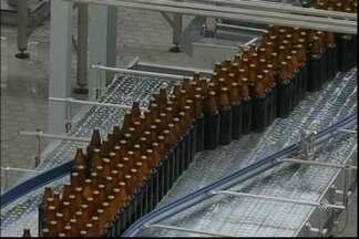 Fábrica de cerveja é inaugurada em Alagoinhas, na Bahia - Município se tornou polo da indústria de bebidas por conta da qualidade da água, que tem pouca acidez.