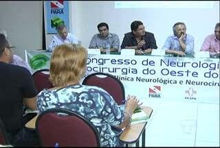 Nova residência médica em Santarém é anunciada durante congresso - Neurocirurgiões e neurologistas estão reunidos em Alter do Chão. A especialização nessas áreas será no Hospital Regional do Baixo Amazonas.