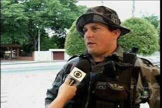 Polícia Militar divulga balanço da operação policial realizada na Região do Cariri - Policiais percorreram a zona rural dos municípios de Barbalha, Crato e Juazeiro do Norte.