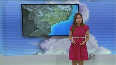 Confira a previsão do tempo para São Carlos e região nesta quinta-feira (5) - Confira a previsão do tempo para São Carlos e região nesta quinta-feira (5).