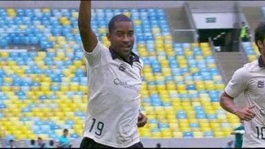 Vasco aposta em Edmílson para vencer o Atlético-PR pela última rodada do Brasileirão - Atacante diz que bons números são pela sequência de jogos.