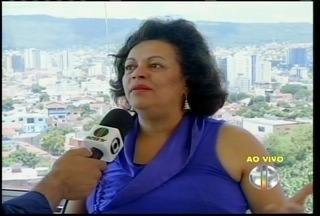 'Natal Iluminado' em Grão Mogol também terá música clássica, comenta professora - Professora e organizadora do núcleo de ópera de Montes Claros fala sobre evento em Grão Mogol.