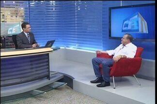CDL do município de Brejo Santo capacita trabalhadores do comércio da cidade - CETV conversa com o presidente da Câmara de Dirigentes Lojistas de Brejo Santo.