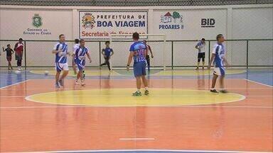 Sede de zonal, Boa Viagem entra como favorita - Equipe montou time forte para Copa TV Verdes Mares