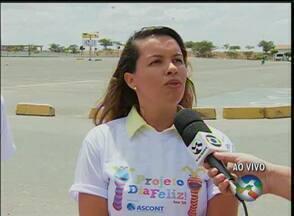 Campanha arrecada brinquedos em Santa Cruz do Capibaribe - As doações serão distribuídas em comunidades carentes do município.