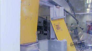 Caixas eletrônicos são explodidos em São Tomás de Aquino, MG - Caixas eletrônicos são explodidos em São Tomás de Aquino, MG