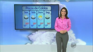 Confira a previsão do tempo no Sul de Minas para essa sexta-feira (6) - Confira a previsão do tempo no Sul de Minas para essa sexta-feira (6)