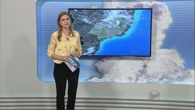 Confira a previsão do tempo para esta sexta-feira na região de Ribeirão Preto - Dia começa abafado com temperatura de 23 graus em Ribeirão.