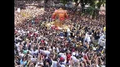 Círio de Nazaré se torna patrimônio imaterial da humanidade - A festa foi reconhecida pela Unesco por reunir vários elementos que refletem a diversidade da cultura brasileira.