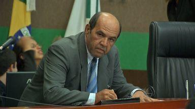 Júlio Pinheiro é eleito presidente da Câmara de Vereadores de Cuiabá - Júlio Pinheiro é eleito presidente da Câmara de Vereadores de Cuiabá.