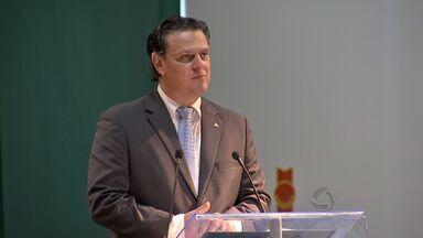 Produtor rural toma posse por mais dois anos na presidência da Aprosoja Mato Grosso - Produtor rural toma posse por mais dois anos na presidência da Aprosoja Mato Grosso.
