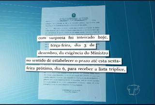 Raimunda Monteiro assume a reitoria da UFOPA - A professora foi eleita para o cargo, mas a nomeação ainda é temporária por causa da renúncia de Seixas Lourenço.