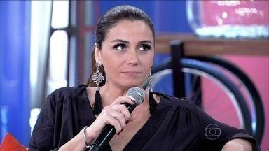 Giovanna Antonelli vai viver uma homossexual: 'O beijo é o de menos' - Atriz conta como está se preparando para a nova novela de Manoel Carlos'