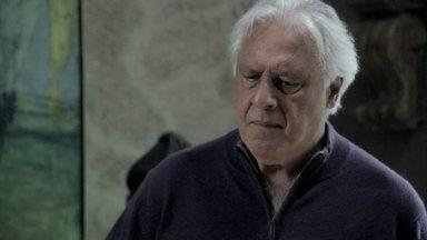 César expulsa Félix e Pilar de sua casa - Aline consegue manipular o marido