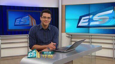 Veja os destaques do ESTV 1ª edição de hoje (11) - As principais notícias do Espírito Santo estão no ESTV 1ª edição. De segunda e sábado, ao meio-dia, na sua TV Gazeta